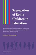 Cover Segregation of Roma Children in Education
