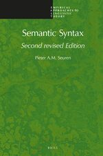 Cover Semantic Syntax