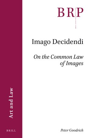 Cover Imago Decidendi