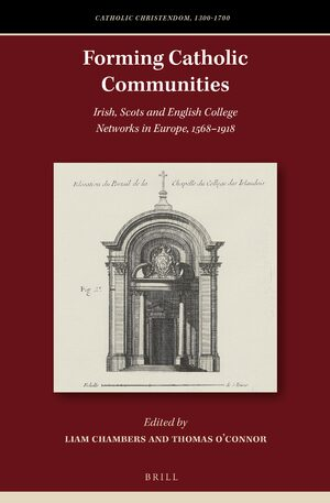 Cover Forming Catholic Communities