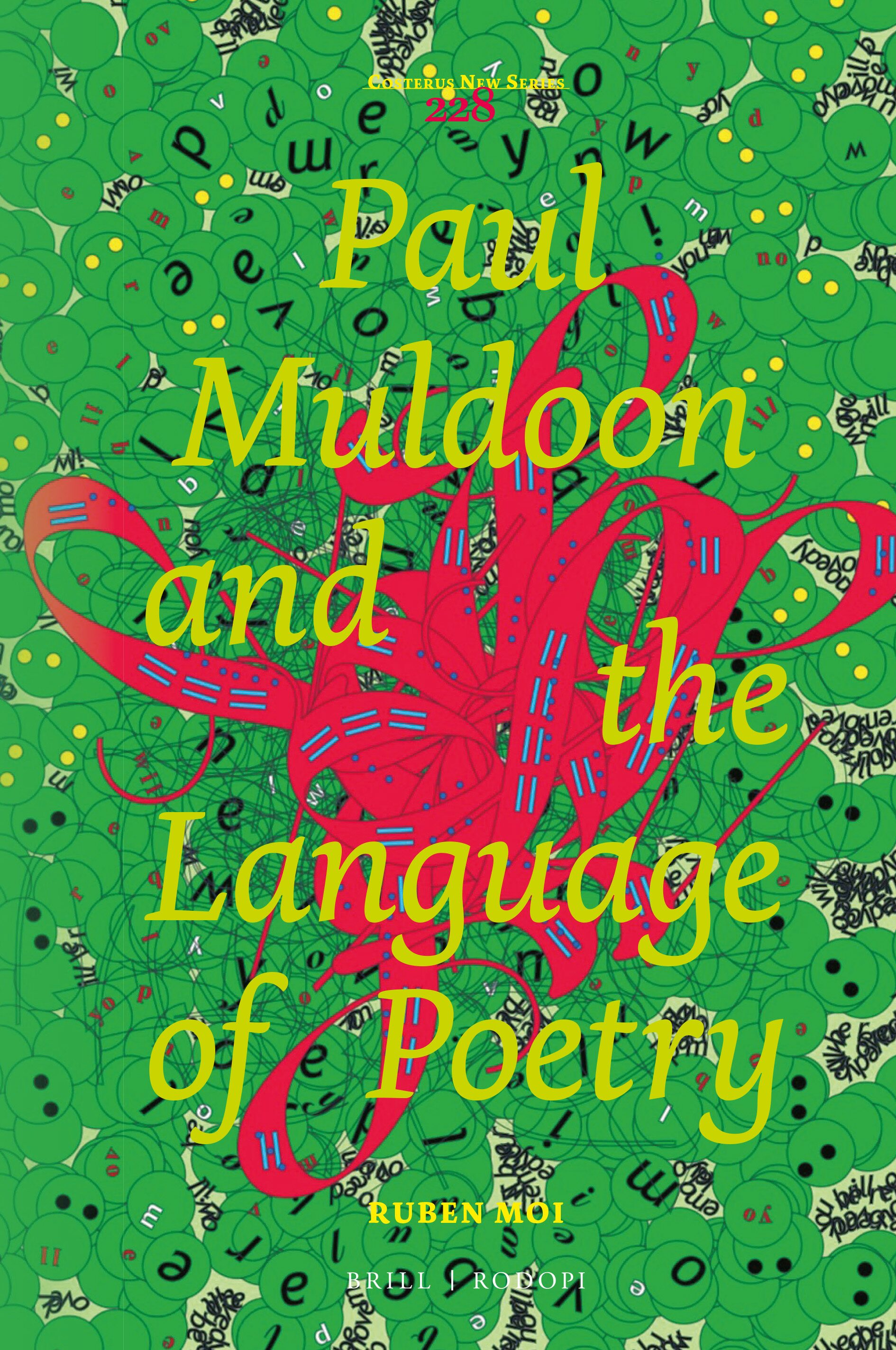 Anal Rapt mules in: paul muldoon and the language of poetry