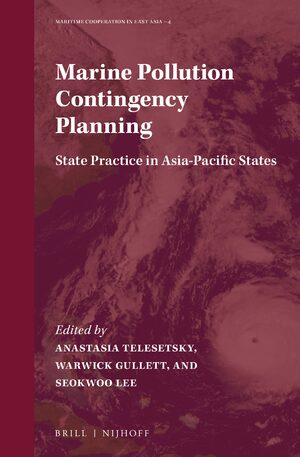 Cover Marine Pollution Contingency Planning