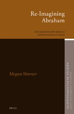 Cover Re-Imagining Abraham