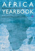 Cover Africa Yearbook Volume 14