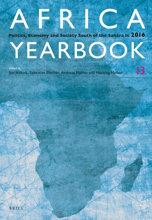 Cover Africa Yearbook Volume 13