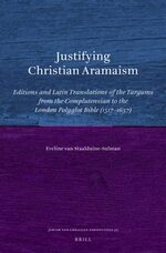 Justifying Christian Aramaism