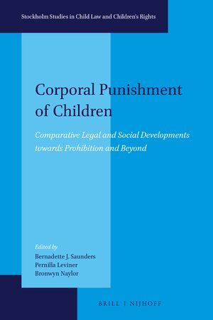 Cover Corporal Punishment of Children