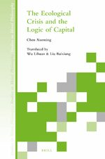 Cover The Ecological Crisis and the Logic of Capital