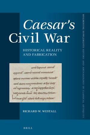 Cover Caesar's <i>Civil War</i>