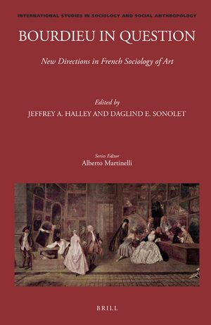 Cover Bourdieu in Question: New Directions in French Sociology of Art
