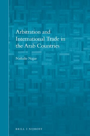 Cover Arbitration and International Trade in the Arab Countries