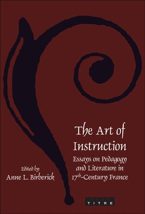 Cover The Art of Instruction