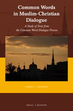 Cover Common Words in Muslim-Christian Dialogue