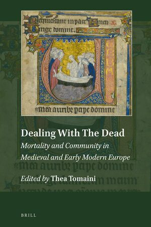 Cover Dealing With The Dead