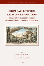 Cover From Bayle to the Batavian Revolution