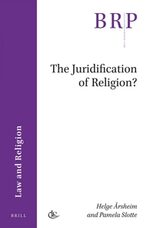 Cover The Juridification of Religion?