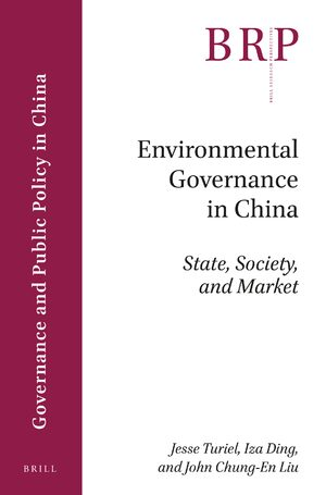 Cover Environmental Governance in China