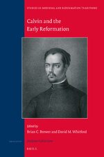 Cover Calvin and the Early Reformation