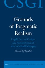 Grounds of Pragmatic Realism