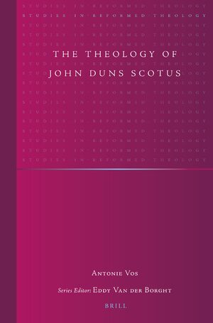 Cover The Theology of John Duns Scotus