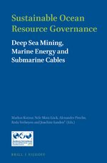 Cover Sustainable Ocean Resource Governance