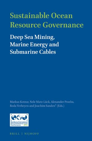 Sustainable Ocean Resource Governance