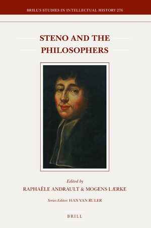 Cover Steno and the Philosophers