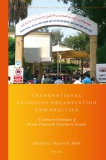 Cover Transnational Religious Organization and Practice