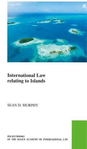 Cover International Law Relating to Islands
