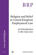 Cover Religion and Belief in United Kingdom Employment Law