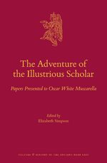 Cover The Adventure of the Illustrious Scholar