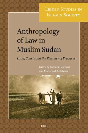 Introduction: The Anthropology of Law in Muslim Sudan in