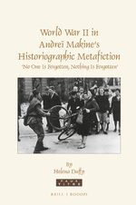 Cover World War II in Andreï Makine's Historiographic Metafiction