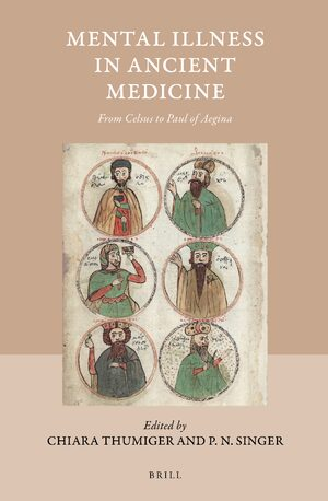 Cover Mental Illness in Ancient Medicine