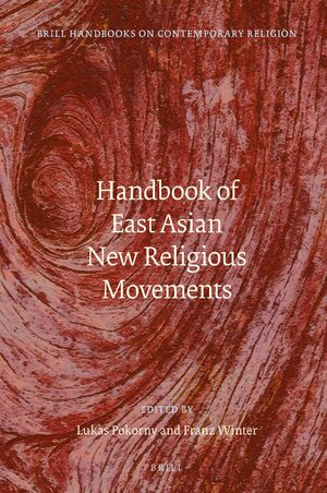 Cover Handbook of East Asian New Religious Movements