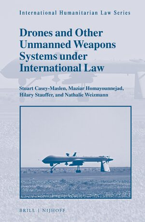 Development, Use, and Transfer of Unmanned Weapons Systems in