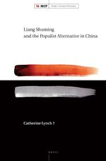 Cover Liang Shuming and the Populist Alternative in China