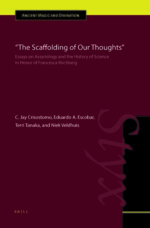 "Cover ""The Scaffolding of Our Thoughts"""