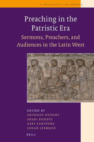 Cover Preaching in the Patristic Era