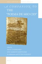 A Companion to the <i>Poema de mio Cid</i>