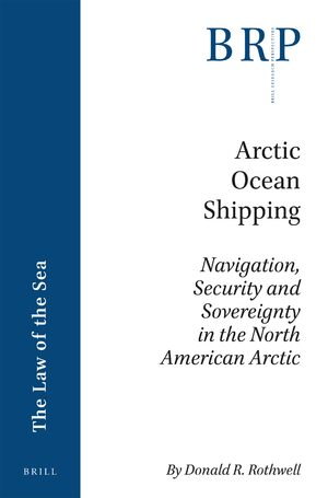 Cover Arctic Ocean Shipping