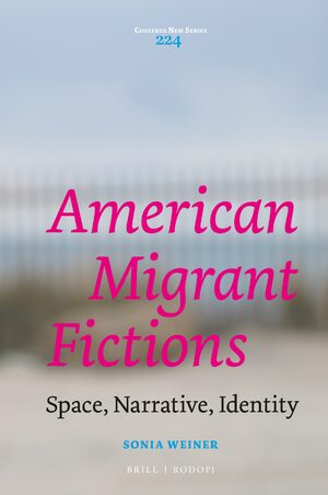 Cover American Migrant Fictions