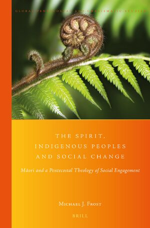 Cover The Spirit, Indigenous Peoples and Social Change