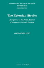 The Estonian Straits