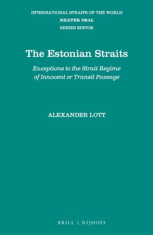 Cover The Estonian Straits