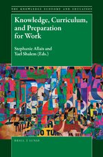 Cover Knowledge, Curriculum, and Preparation for Work