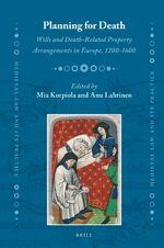 Cover The Benefits of Peace: Private Peacemaking in Late Medieval Italy