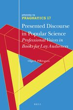 Cover Presented Discourse in Popular Science