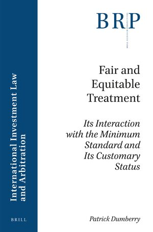 Cover Fair and Equitable Treatment