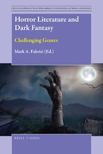 Cover Horror Literature and Dark Fantasy